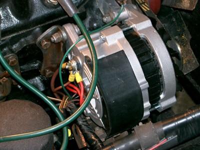 alternator conversion rh gerardsgarage com saturn alternator wiring diagram 2g dsm saturn alternator wiring